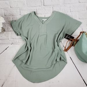 Mittoshop green top